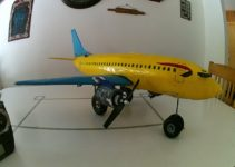Rc boeing 737