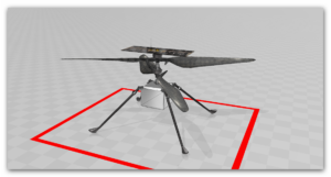 Mars helicopter stl Download